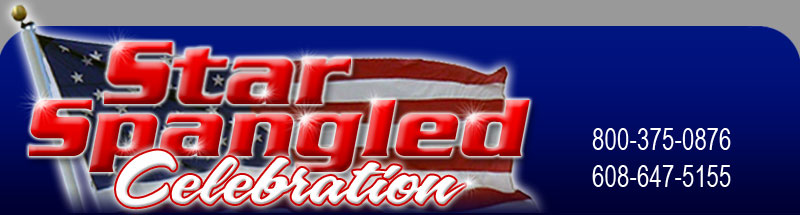 Welcome to Star Spangled Celebration 2012